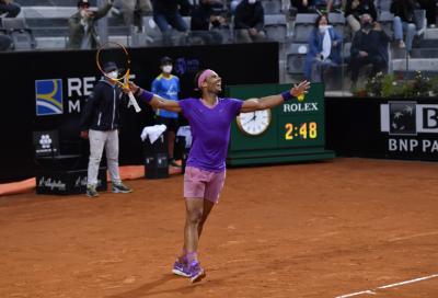 """Rafael Nadal sul caso Biles: """"Anche io ho avuto un momento difficile nel 2015"""""""