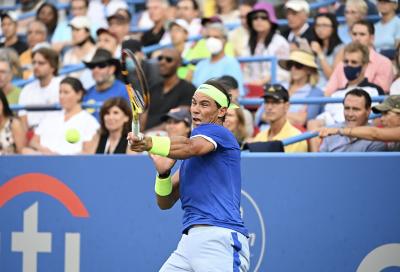 ATP Washington: Nadal vince in tre su Sock e sfodera un tweener da urlo (VIDEO)