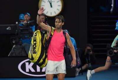 Rafael Nadal dopo quattro anni esce dalla top 3
