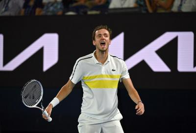 Rogers Cup: Medvedev avanti in rimonta, la spuntano Tsitsipas e Nishikori