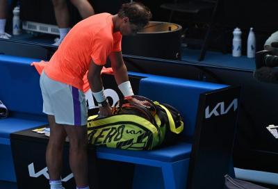 """Rogers Cup, Rafael Nadal dà forfait: """"Ci tenevo a giocare qui ma questa decisione era inevitabile"""""""