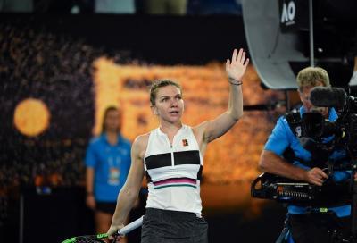 """Rogers Cup, Simona Halep: """"Non mi aspettavo di giocare così bene, sono orgogliosa"""""""