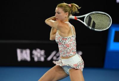 Rogers Cup, Camila Giorgi non si ferma più: battuta Kvitova in due set