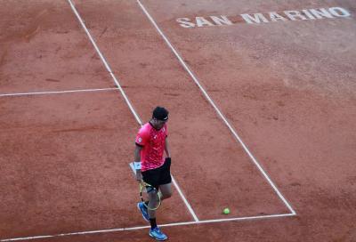 Challenger San Marino, Marco Cecchinato cade in semifinale contro Holger Rune
