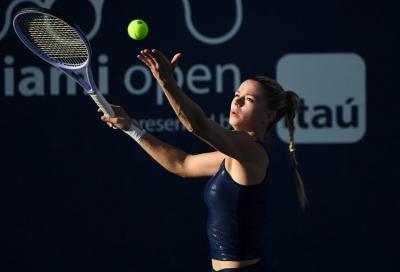 """Rogers Cup, Camila Giorgi: """"La finale è frutto dei cambiamenti fatti con mio padre in questi mesi"""""""