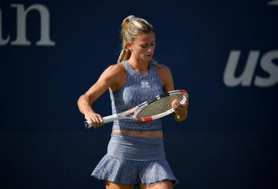 Ranking WTA: Camila Giorgi guadagna 37 posizioni e si avvicina alla top 30