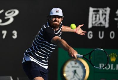 Opelka, il tennis a testa bassa