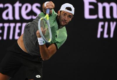 """Western & Southern Open, Berrettini: """"Olimpiadi? Delusione doppia. Non sono al meglio ma punto al titolo"""""""