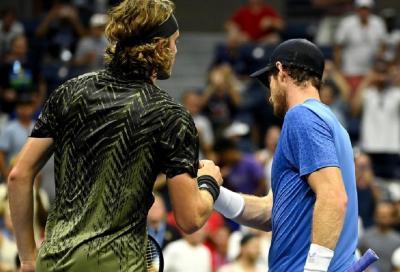 """US Open, Murray furibondo con Tsitsipas: """"Ho perso il rispetto per lui"""""""