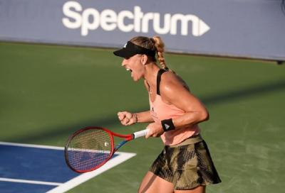 US Open, day 1: Svitolina, Azarenka e Osaka sul velluto, Kerber leonessa