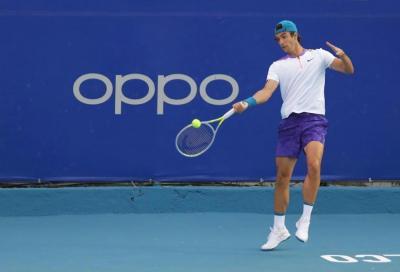 Us Open: esordio vincente per Musetti, Nava sconfitto in quattro set