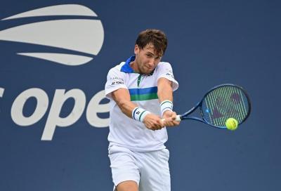 """US Open, Casper Ruud: """"Voglio le ATP Finals, ma ora ho bisogno di riposare"""""""