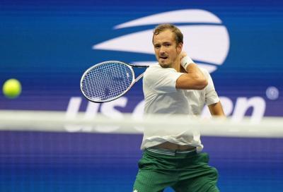 US Open, day 3: Medvedev vince e convince, Ruud fuori a sorpresa