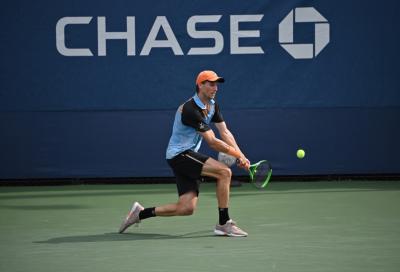 """US Open, Seppi: """"Non mi aspettavo di stare così bene fisicamente, sono riuscito ad esprimere il mio miglior tennis"""""""