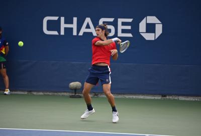"""US Open, Musetti: """"Peccato per com'è andata, ma sono contento dell'atteggiamento che ho avuto in campo"""""""