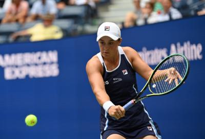 US Open, day 4: avanti Barty, Kerber e Kvitova. Pliskova soffre ma passa su Anisimova