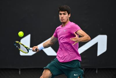US Open, il battesimo di Alcaraz nel Gotha del tennis: Tsitsipas fuori dal torneo
