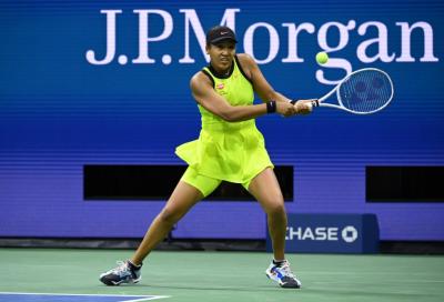 """US Open, Osaka in lacrime: """"Non so quando giocherò la mia prossima partita di tennis"""""""