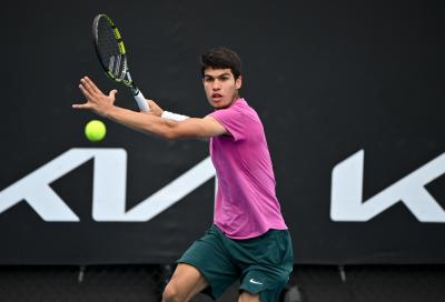 """US Open, Alcaraz-Tsitsipas: gli highlights della """"partita dell'anno"""" (VIDEO)"""