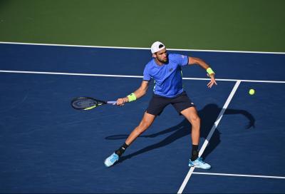 Us Open, Berrettini vince in cinque contro Ivashka in stato di grazia. Eliminato Seppi