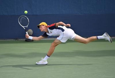 US Open, Sinner lotta ma si infrange su Zverev: passa il tedesco in tre set