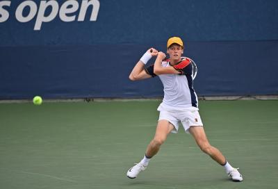 US Open, Jannik Sinner: