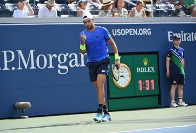 US Open, Berrettini non sbaglia e centra il terzo quarto di finale Slam consecutivo