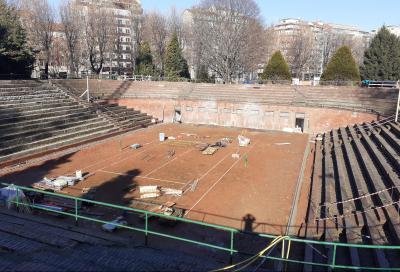 Torino, nuova vita per il centrale che incoronò Pietrangeli