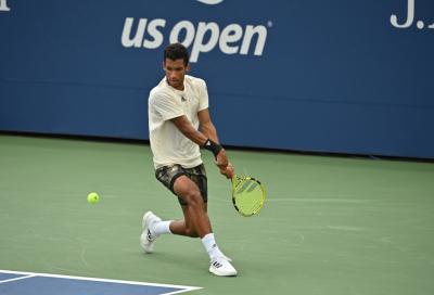 US Open, Auger-Aliassime raggiunge Medvedev in semifinale: costretto al ritiro Carlos Alcaraz