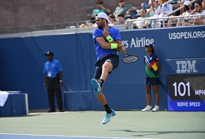 Us Open, il programma di mercoledì 8 settembre: Berrettini per il terzo Slam di fila cerca l'impresa con Djokovic