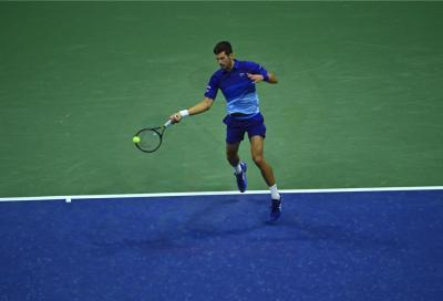 Us Open, Novak Djokovic: