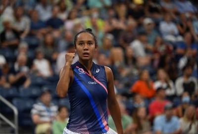US Open, dramma Sabalenka: Leylah Annie Fernandez è la prima finalista