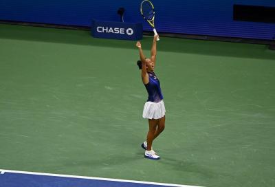 US Open, Fernandez: