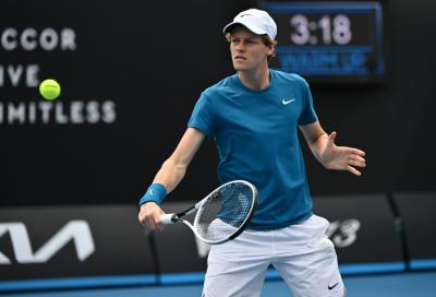 ATP 250 di Metz: Jannik Sinner rinuncia al torneo