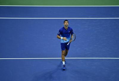 Us Open, Novak Djokovic.