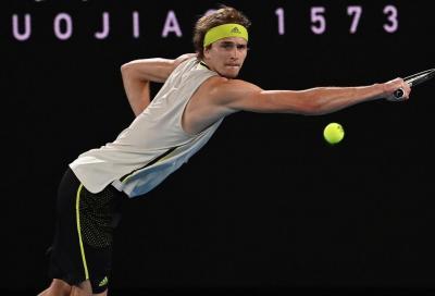 """Us Open, Alexander Zverev: """"Nessuno è come lui. Novak è il più grande giocatore di tutti i tempi"""""""