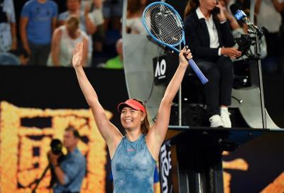 Maria Sharapova a tutto tondo:
