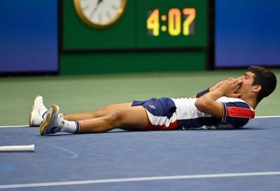 """Le condizioni di Carlos Alcaraz: """"Problemi all'adduttore, devo riposare"""""""