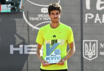 Challenger: Franco Agamenone trionfa a Kiev, delusione in finale per Martina Trevisan. Per entrambi sarà best ranking