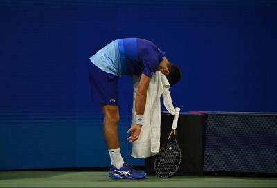 Us Open, Djokovic:
