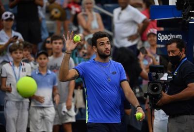 Classifica ATP: Berrettini sale al settimo posto, best Ranking anche per Sinner