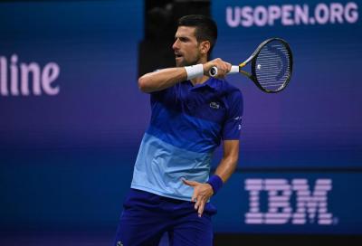 L'approdo mancato di capitan Djokovic