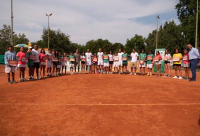Little Tennis Sparks di I Tennis Foundation: nelle finali trionfano Sabrina Baranovschi e Federico Pugliese