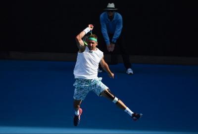 Sandgren come Djokovic, colpisce un giudice di linea e perde il match (VIDEO)