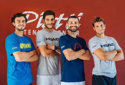 Head sarà il nuovo partner del Piatti Tennis Centre