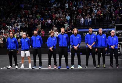 Laver Cup, Tsitsipas e Zverev regalano altre due vittorie al Team Europe