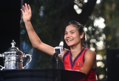 Emma Raducanu riceve la wild card per Indian Wells