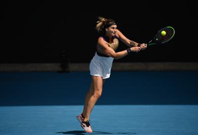 WTA 1000 Indian Wells: Aryna Sabalenka positiva al Covid, non parteciperà al torneo