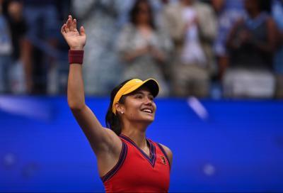 "Emma Raducanu: ""Non sono cambiata, resto concetrata sul mio tennis"""