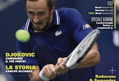 Medvedev, l'altro tennis